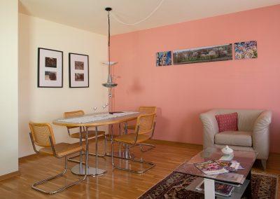 Wohnzimmer - Essstisch