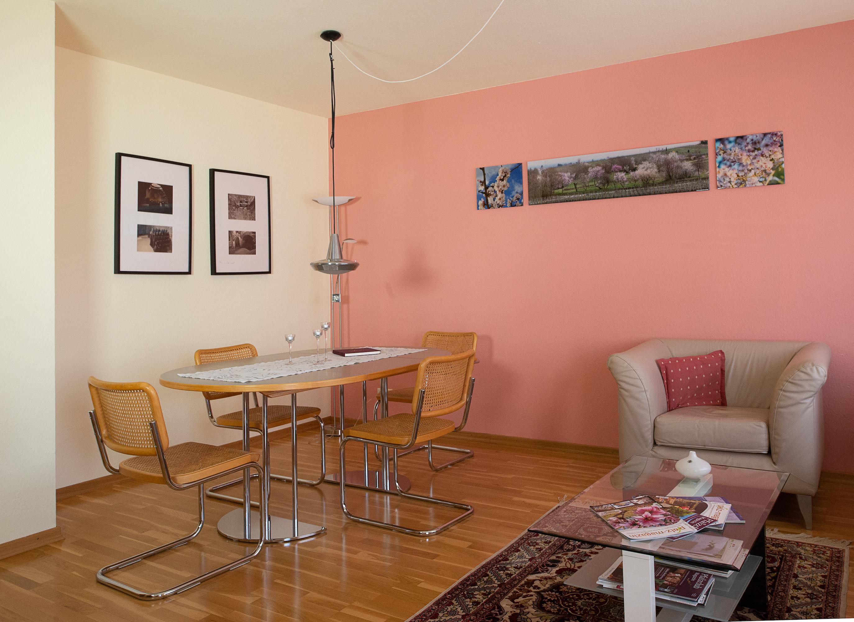 Wohnzimmer - Esstisch