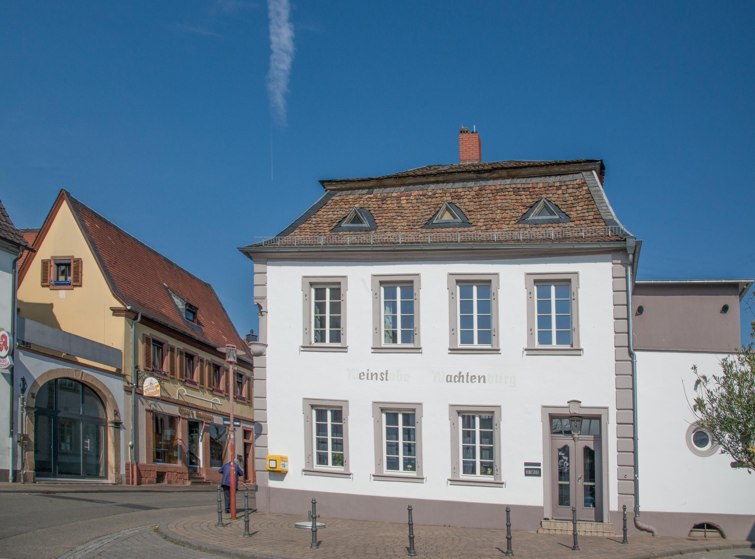 """Restaurant und Weinbar """"einst achten"""""""