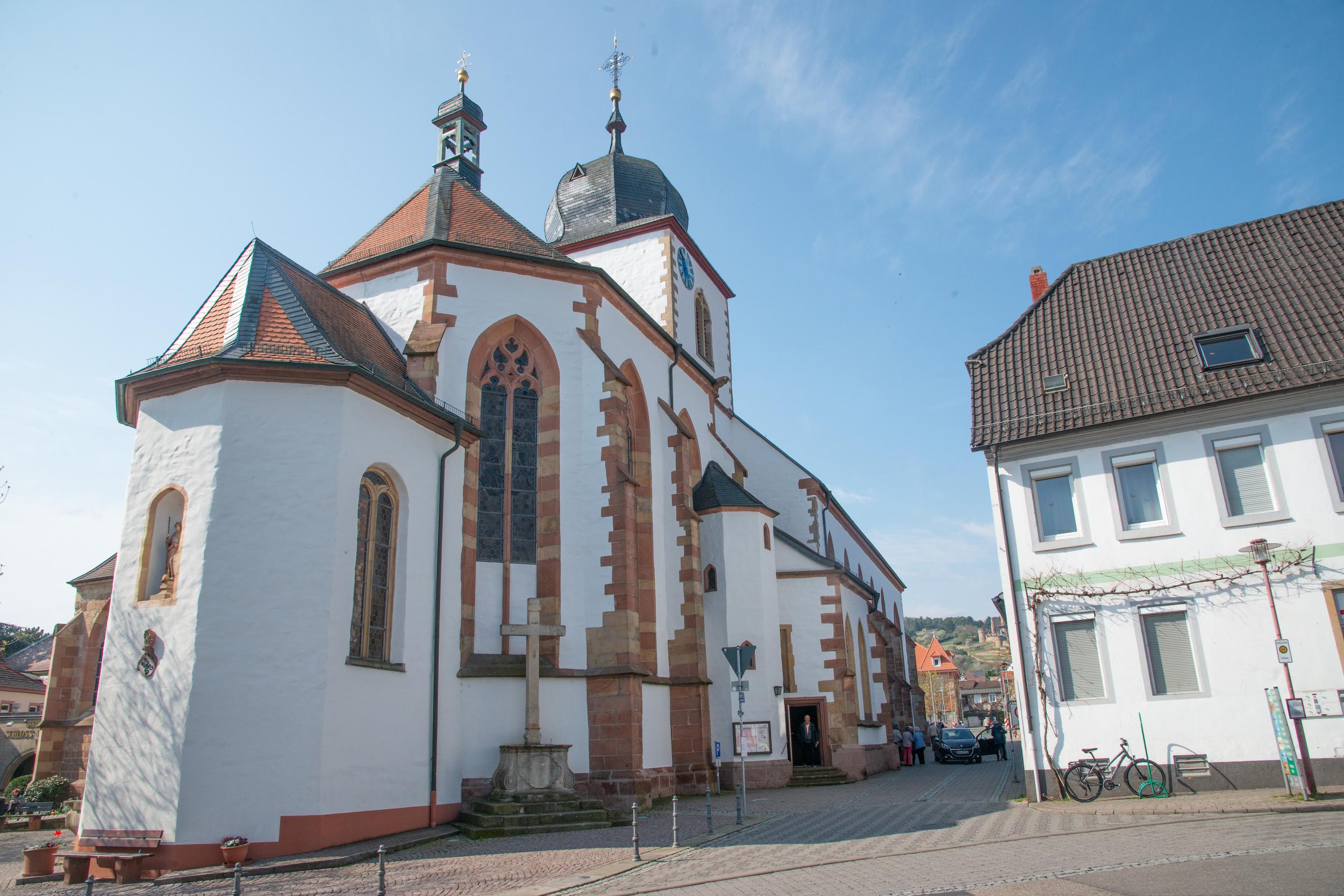 Simultankirche St.Georg