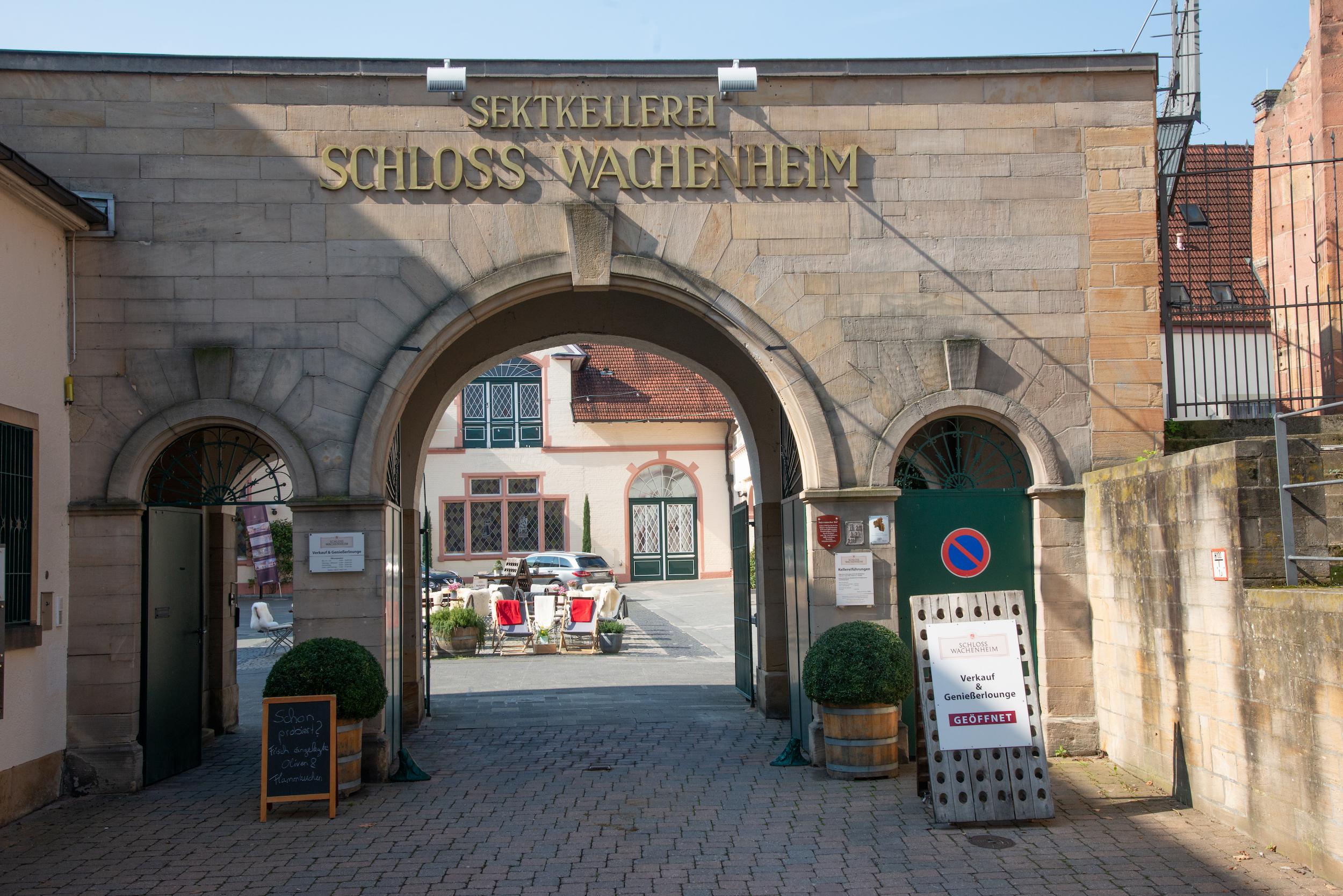 Sektkellerei Schloss Wachenheim