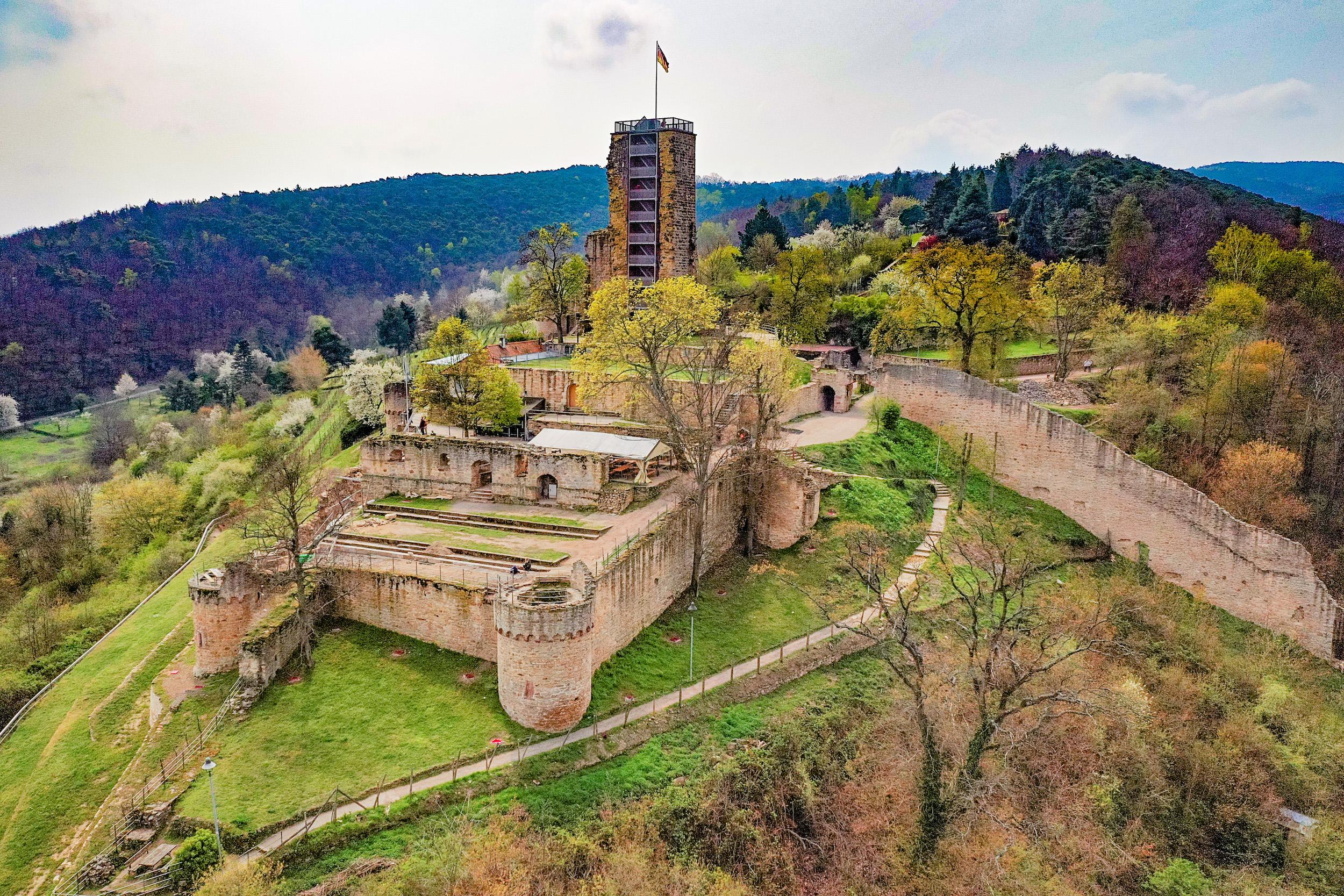 Die Wachtenburg